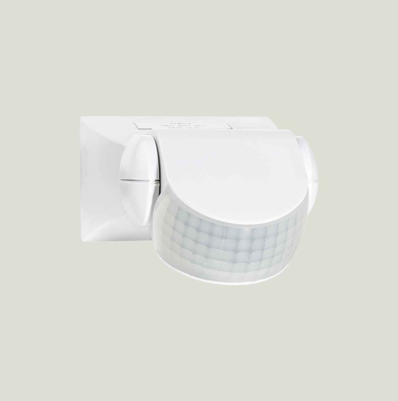 Outdoor Light Pir Override: Twin LED Floodlight With Sensor